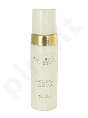 Guerlain Mousse De Beauté Cleansing Foam, kosmetika moterims, 150ml, (testeris)