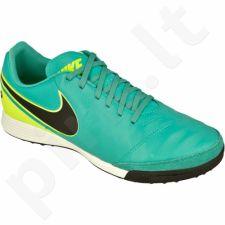 Futbolo bateliai  Nike Tiempo Genio II Leather TF M 819216-307