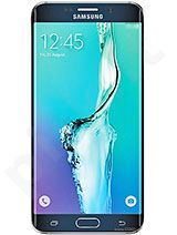 Telefonas Samsung Galaxy S6 EDGE+  32GB G928FZKA juodas Sapphire