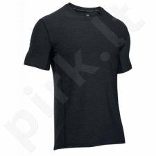 Marškinėliai termoaktyvūs Under Armour Supervent Fitted SS M 1289597-001