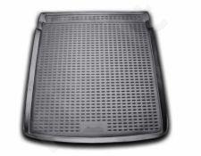 Guminis bagažinės kilimėlis VW Passat B7 sedan 2011-2015 black /N41014