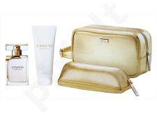 Versace (EDP 100 ml + 100 ml kūno losjonas + kosmetikos krepšys) Vanitas, rinkinys moterims