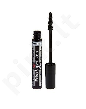 Blakstienų tušas Rimmel London Mascara Extra Super Lash, 8ml