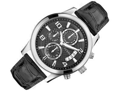 Guess Exec W0076G1 vyriškas laikrodis-chronometras