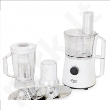 Adler AD 4055 Food processor, 2 speeds, Pulse mode, Power 400W