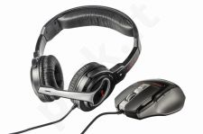 GXT 249 Gaming headset and mouse