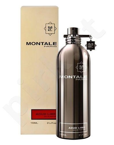 Montale Paris Aoud Lime, kvapusis vanduo (EDP) moterims ir vyrams, 100 ml
