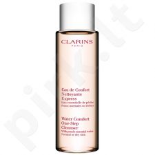 Clarins Water Comfort One Step valiklis, kosmetika moterims, 200ml