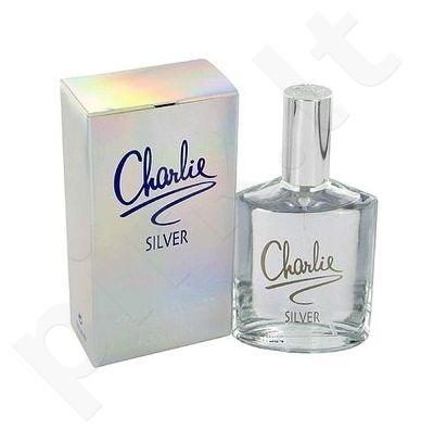 Revlon Charlie Silver, tualetinis vanduo moterims, 100ml[pažeista pakuotė]