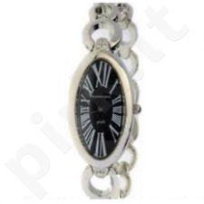 Moteriškas laikrodis Romanson RM0348 LW BK
