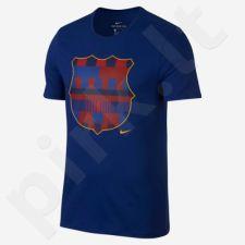 Marškinėliai futbolui Nike FC Barcelona M 924278-455