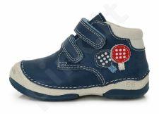 D.D. step tamsiai mėlyni batai 19-24 d. 038241bu