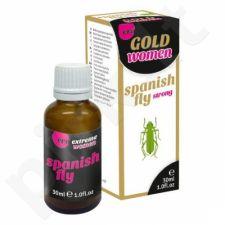 Ispaniška muselė moterims Gold 30 ml