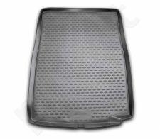 Guminis bagažinės kilimėlis BMW 7 (F01) sedan 2008-2015 black /N04010