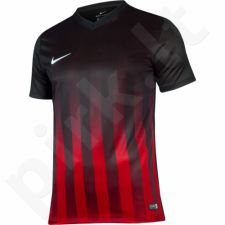 Marškinėliai futbolui Nike Striped Division II M 725893-012