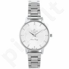 Moteriškas laikrodis GINO ROSSI GRC11715B3C1
