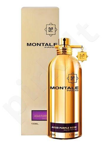 Montale Paris Aoud Purple Rose, kvapusis vanduo (EDP) moterims ir vyrams, 100 ml