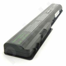 Nešiojamo kompiuterio baterija Qoltec HP DV7/HDX18 14.4V, 4400mAh