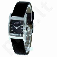 Moteriškas laikrodis Romanson DL4110 LW BK