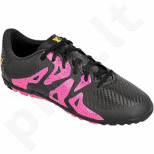Futbolo bateliai Adidas  X 15.3 TF Jr AQ5796