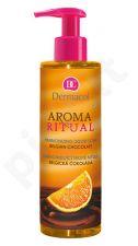 Dermacol Aroma Ritual Liquid muilas Belgian Chocolate, kosmetika moterims, 250ml