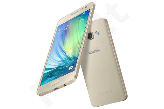 Telefonas Samsung Galaxy A32016 SS LTE 16GB A310FZD auksinis