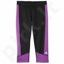 Sportinės kelnės Adidas Techfit Capri Color Block W B47541