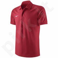 Marškinėliai polo Nike Team Core M 454800-657