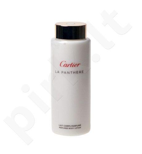 Cartier La Panthere, kūno losjonas moterims, 200ml