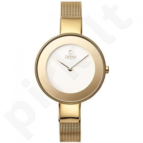 Moteriškas laikrodis OBAKU OB V149LXVVMV