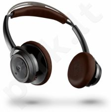 Bluetooth ausinės Plantronics BACKBEAT SENSE Black