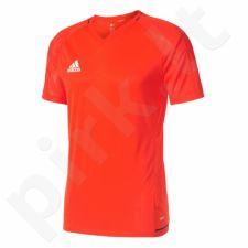 Marškinėliai futbolui Adidas Tiro 17 M BQ2809