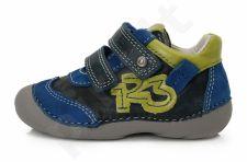 D.D. step juodi batai 19-24 d. 015137bu
