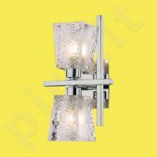Sieninis šviestuvas K-MA02123W-2