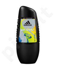 Adidas Get Ready!, dezodorantas vyrams, 50ml