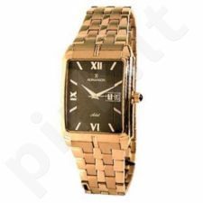Vyriškas laikrodis Romanson TM8154 CX RBK