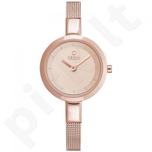 Moteriškas laikrodis OBAKU OB V129LXVVMV