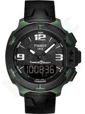 Laikrodis TISSOT T-RACE TOUCH ALUMINIUM  T0814209705701_