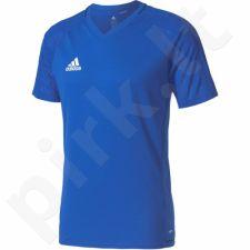 Marškinėliai futbolui Adidas Tiro 17 M BQ2796