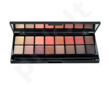 Makeup Revolution London New-Trals vs Neutrals akių šešėlių paletė, kosmetika moterims, 16g