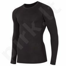 Marškinėliai kompresyjna Baselayer 4f PRO M D4L18-TSMLF401 głęboka czerń