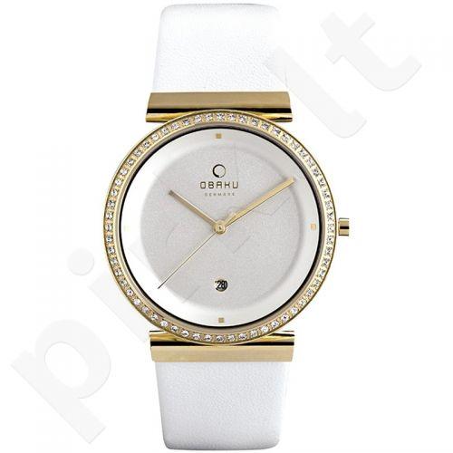 Moteriškas laikrodis OBAKU OB V137UFGIRW