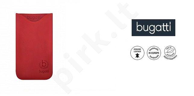 SKINNY universalus dėklas M Bugatti raudonas