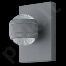 Sieninis šviestuvas EGLO 94796 | SESIMBA