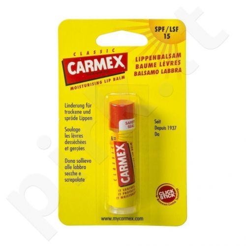 Carmex Classic, lūpų balzamas moterims, 4,25g