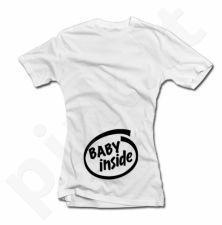 """Moteriški marškinėliai """"Vaikas viduje"""""""