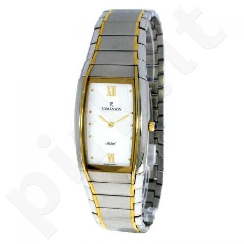 Vyriškas laikrodis Romanson TM2102 MC WH