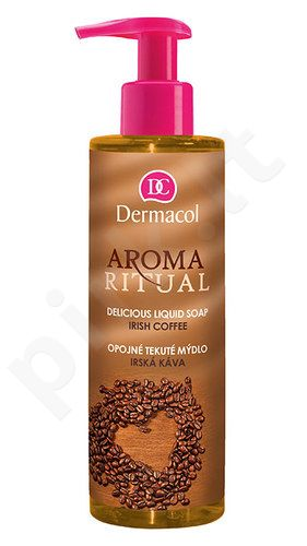 Dermacol Aroma Ritual Liquid muilas Irish Coffee, kosmetika moterims, 250ml