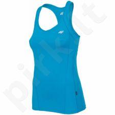 Marškinėliai 4f W T4L16-TSDF005 mėlyna
