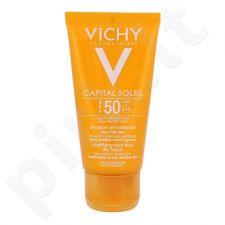 Vichy Capital apsauginis veido fluidasSPF50, kosmetika moterims, 50ml, (testeris)